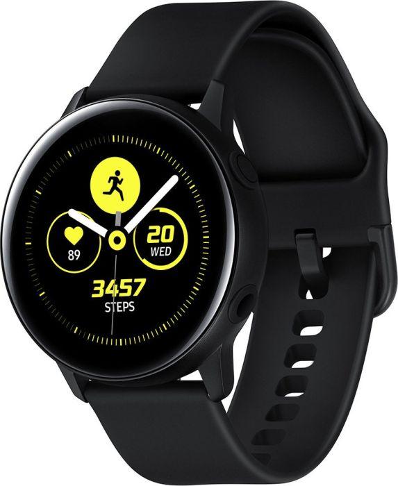 Samsung Galaxy Watch Active R500, Schwarz