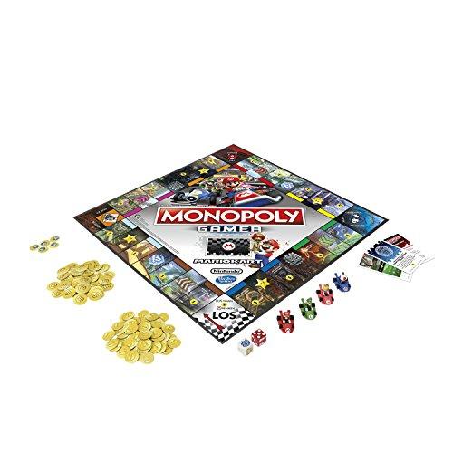 Monopoly Gamer Mario Kart (2 - 4 Personen, ab 8 Jahre)