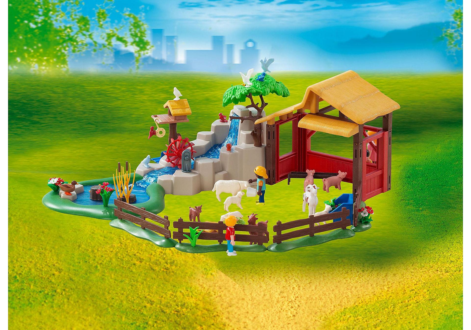 Playmobil 4851: Streichelzoo