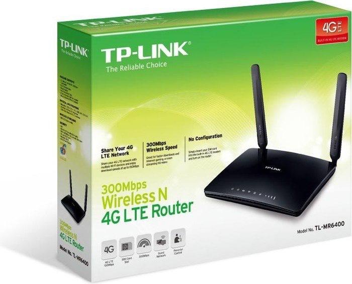 Stationärer LTE WLAN Router TP-Link TL-MR6400