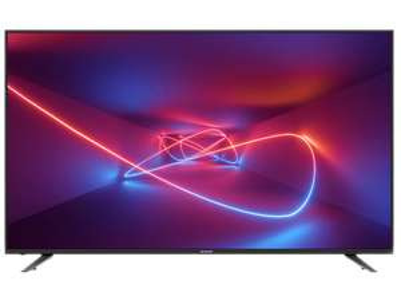 SHARP LC-60UI7652E 4K Ultra HD Smart LED TV, 153 cm (60 Zoll), Harman/Kardon Soundsystem, 3 HDMI Anschlüsse, Triple Tuner [Energieklasse A]