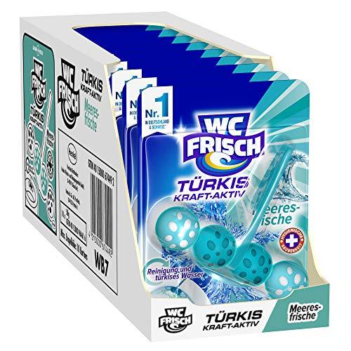 WC Frisch Türkis Kraft-Aktiv Duftspüler Diverse Sorten, 10er Pack