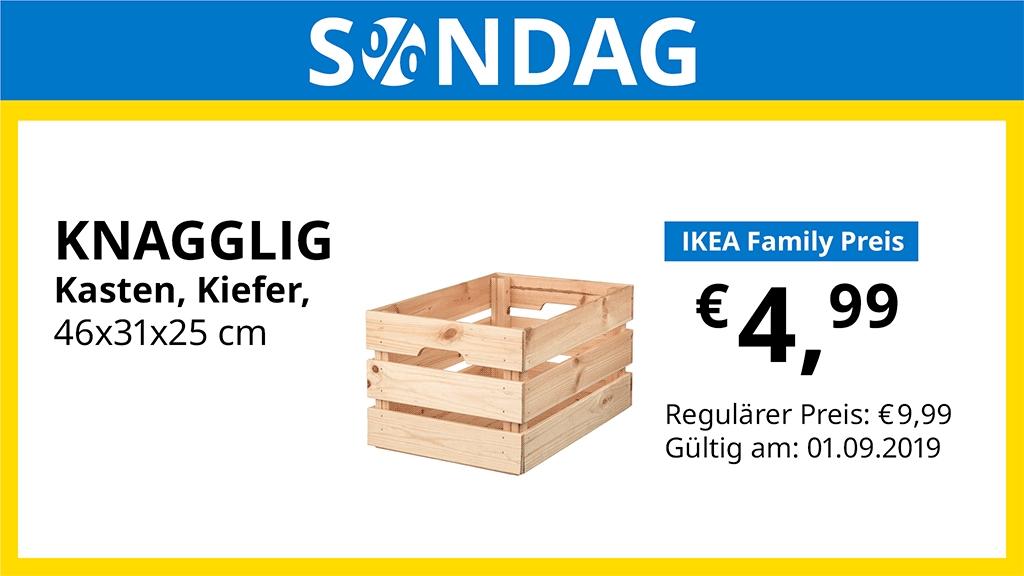 [Ikea] jeden SÖNDAG Neu