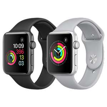 Apple Watch Series 2 + 3: GRATIS Display Austauschprogramm