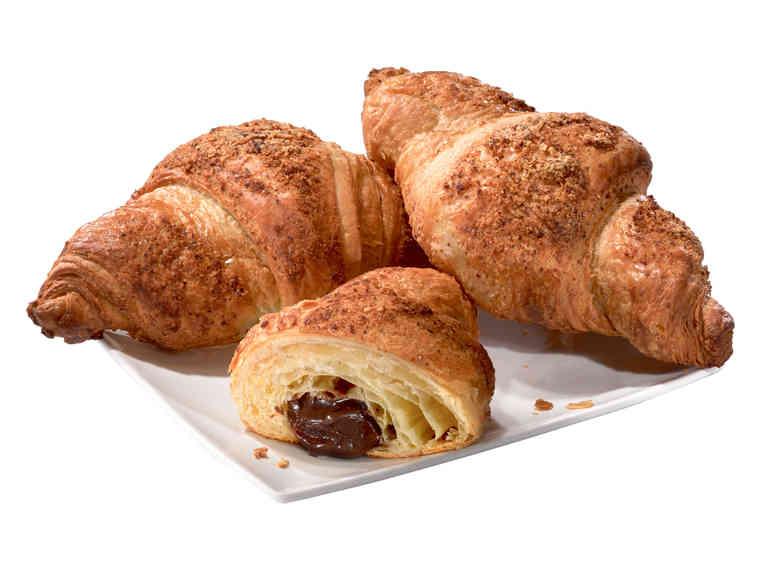 [Lidl] Nuss-Nougat-Croissant