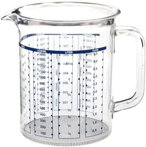 Emsa Messbecher, 1,5 Liter inkl. Cup-Skala (Plus-Produkt)