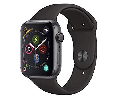 [Amazon.it] Apple Watch 4 / GPS / 44MM / grau für 369,66 Euro