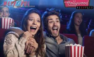 Hollywood Megaplex / Metropol: Montag Kino Tickets um 5,50€