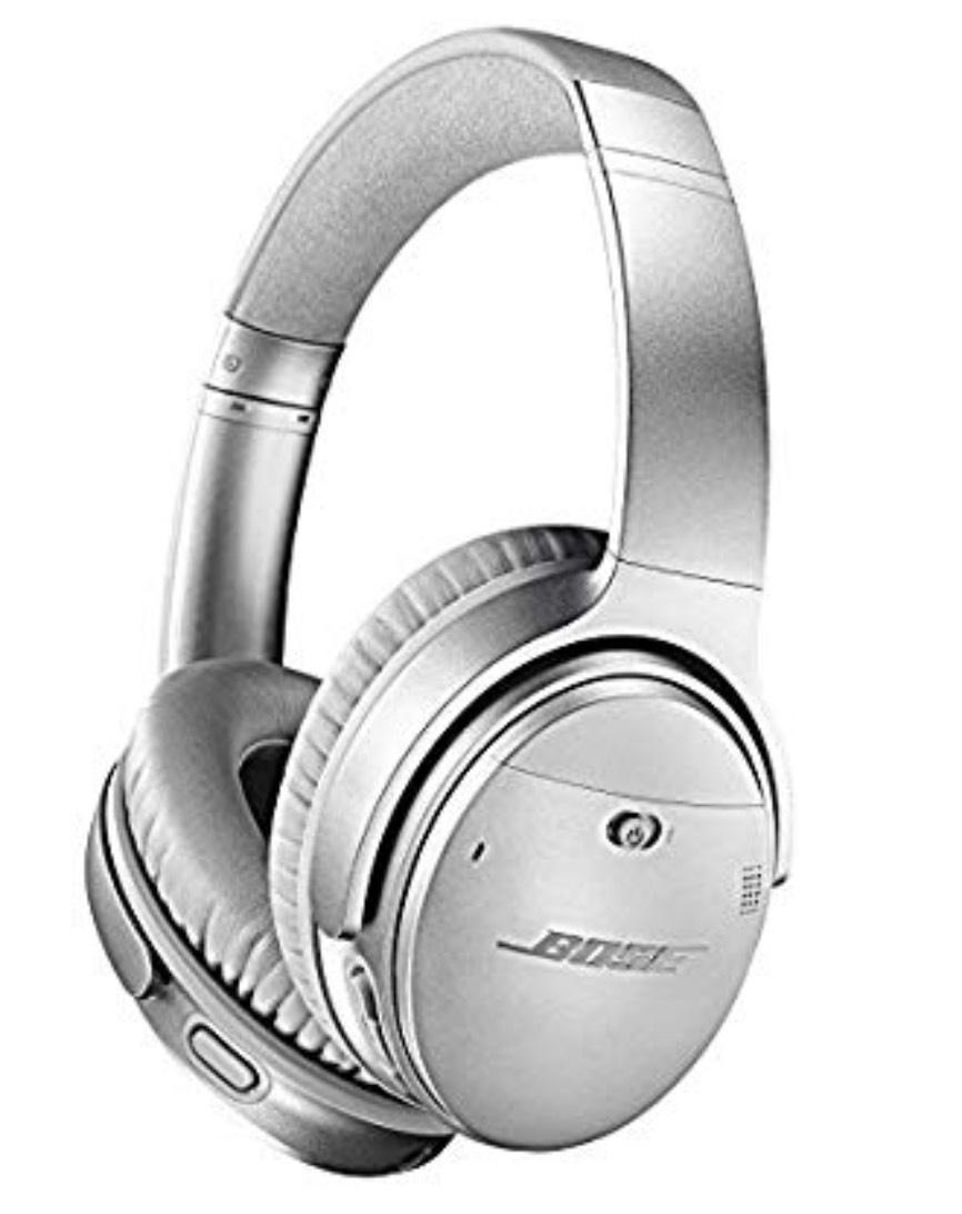 Bose QC 35 II Bluetooth Kopfhörer silber