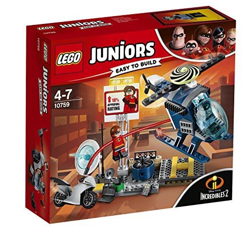 LEGO Juniors - Elastigirls Verfolgungsjagd über den Dächern (10759)