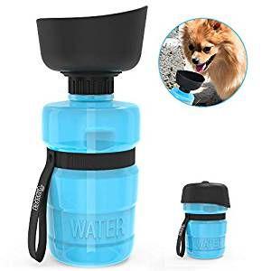 Hundetrinkflasche für unterwegs von DADYPET