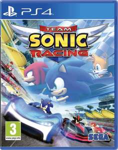 Team Sonic Racing für PlayStation 4