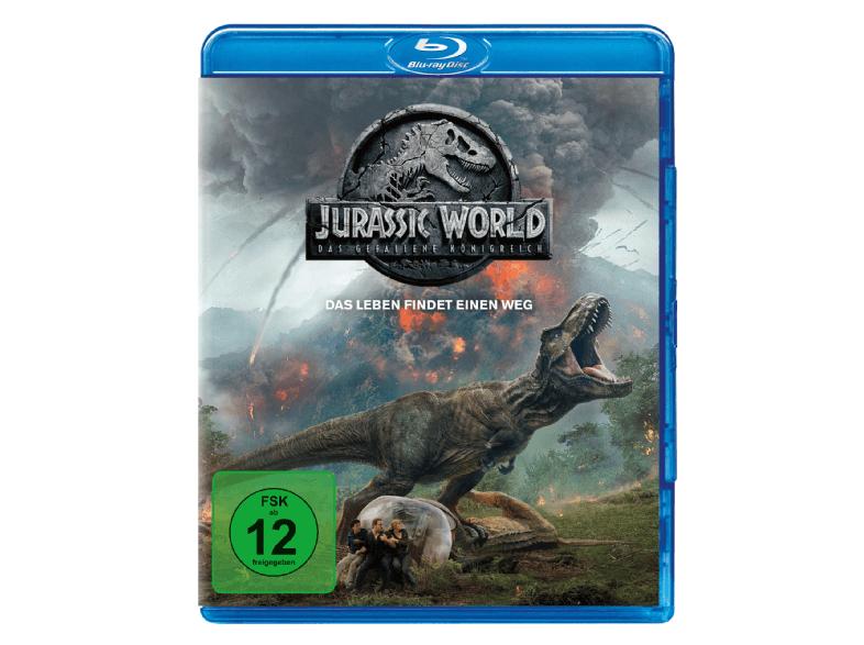 Jurassic World: Das gefallene Königreich (Bluray)