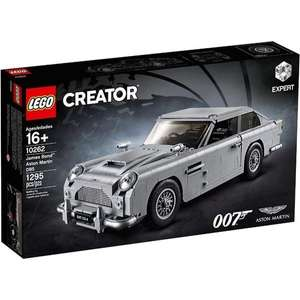 Lego Creator - James Bond Aston Martin DB5