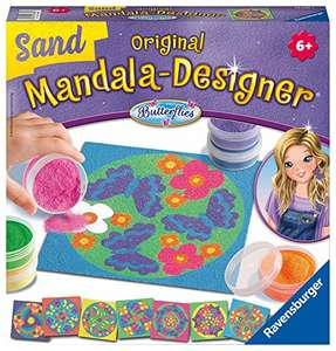 Ravensburger Mandala Designer Sand Butterflies (29901)