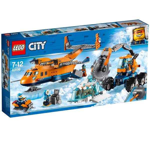 LEGO City Arktis-Expedition - Arktis-Versorgungsflugzeug (60196)