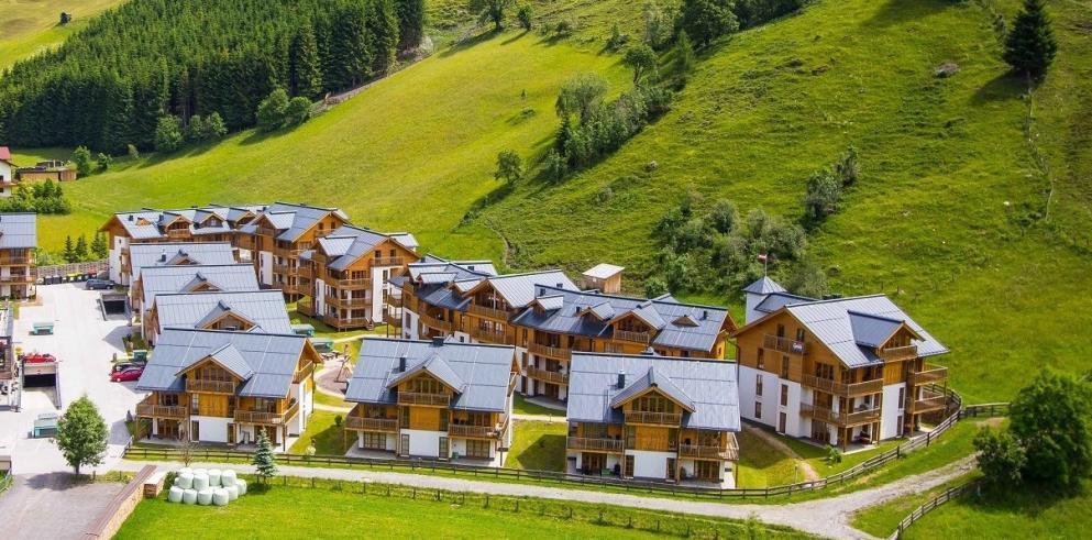 Schönblick Mountain Resort - Wander- und Wellnessurlaub für bis zu 8 Personen