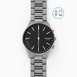 Skagen Connected Holst Hybrid Smartwatch für 58,65€ (statt 144€)