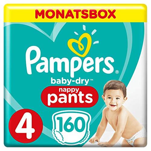 Pampers BabyDry Pants, Gr. 3-7, zusätzlich 30% Rabatt
