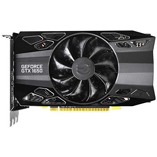 EVGA GeForce GTX 1650 XC Gaming, 4GB GDDR5