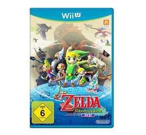 The Legend of Zelda: The Wind Waker HD (Nintendo WiiU)