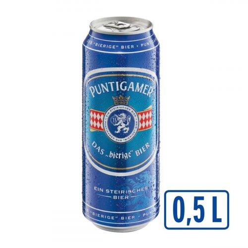 Lidl (Stmk/Kärnten) Puntigamer Dose 0,5l