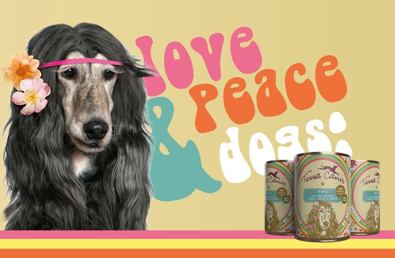 12x 400g  Hundefutter Terra Canis Summer of Love mit Pute und Südfrüchte