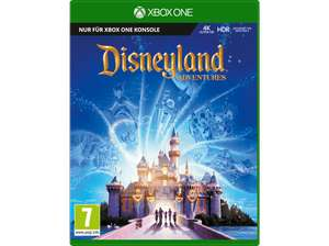 Disneyland Adventures ODER Halo Wars 2 für Xbox One