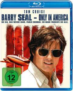 Barry Seal - Only in America [Bluray]