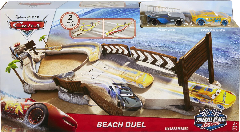 Mattel - Cars 3 Fireball Beach Spielset (FVP33)