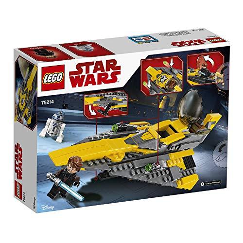 LEGO Star Wars - Anakin's Jedi Starfighter (75214)