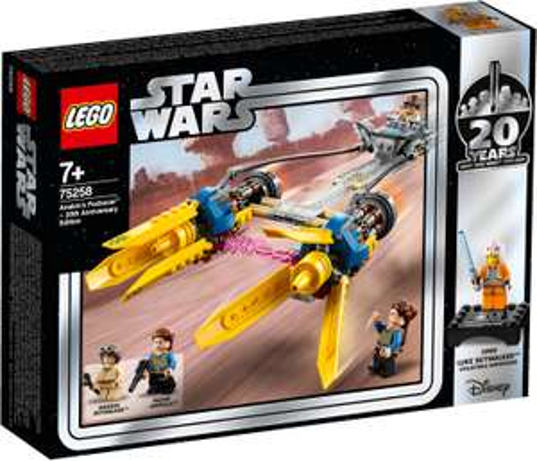 LEGO Star Wars - Anakin's Podrace 20 Jahre Edition (75258)