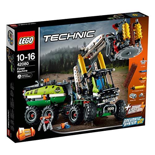 LEGO Technic - Harvester-Forstmaschine (42080)