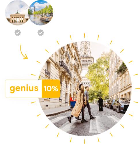 Booking Genius Status für alle