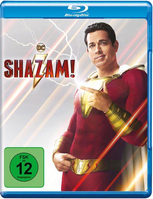 Shazam! (Bluray)