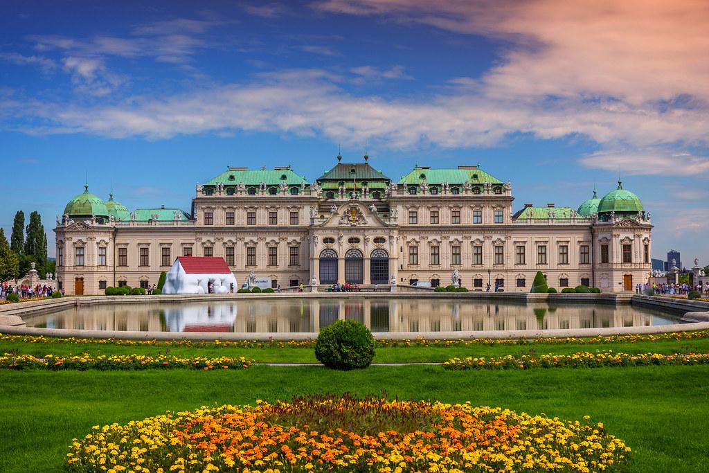 GRATIS Eintritt ins Obere Belvedere Wien - 20.9.2019, 18-21 Uhr