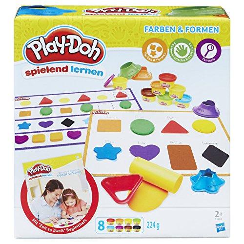"""Preisjäger Junior: Play-Doh """"Erste Farben & Formen"""""""