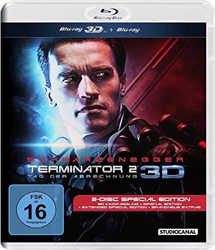 Terminator 2 - Tag der Abrechnung 3D BR