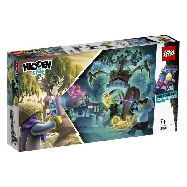 LEGO Hidden Side - Geheimnisvoller Friedhof (70420)