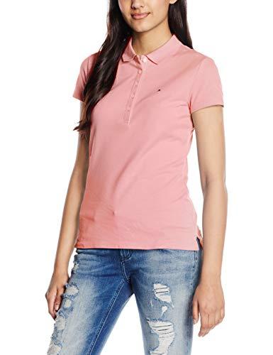 Tommy Hilfiger Damen Slim Fit Poloshirt Grösse 36 bzw. S (Amazon Prime)
