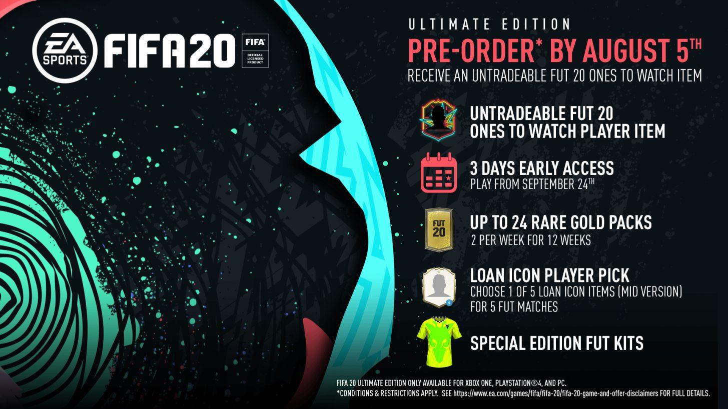 [Anleitung] FIFA 20 Ultimate Edition am billigsten kaufen
