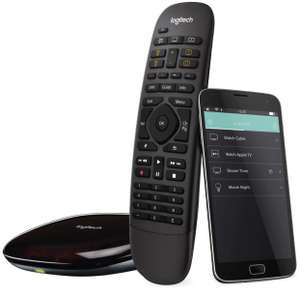 Logitech Harmony Companion All-in-one-Fernbedienung + Hub