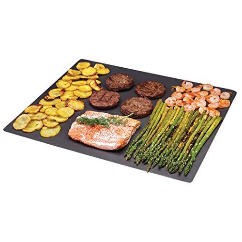 AmazonBasics - Grillmatten BBQ - 2er-Packung