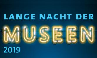 """[INFO] """"Lange Nacht der Museen"""" geht am 5. Oktober in die nächste Runde"""