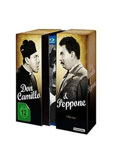 Don Camillo & Peppone Edition Blu Ray