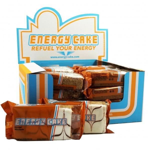 Energy Cake - 48 x 125g Riegel Pina Colada MHD 08.09.2019
