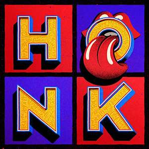 Rolling Stones - Honk Limited Deluxe Edition 3 CD Box-Set