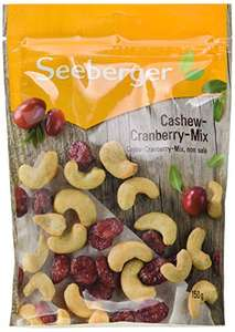 Seeberger Cashew-Cranberry-Mix (5x 150 g)