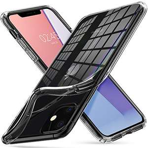 iPhone 11 Hülle, Transparent TPU Silikon Handyhülle für iPhone XI Case