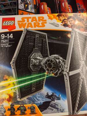LEGO Star Wars Solo - Imperial TIE Fighter (75211)